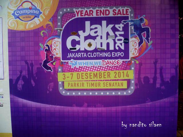 Jakarta Cloth; JakCloth 2014