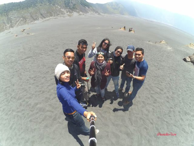 Backpack to Bromo; Sewa Jeep Bromo